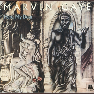 GAYE, MARVIN - HERE, MY DEAR