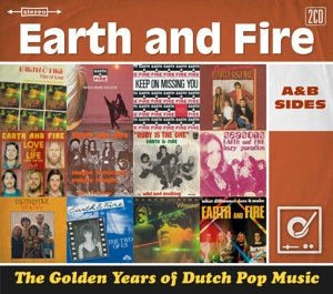 EARTH & FIRE - GOLDEN YEARS OF DUTCH POP MUSIC