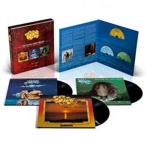 ELOY - THE CLASSIC YEARS TRILOGY (LTD.ED./
