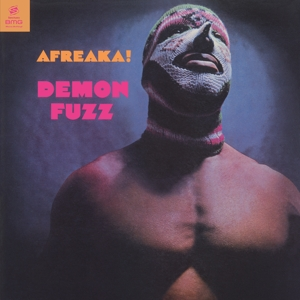 DEMON FUZZ - AFREAKA! -COLOURED/HQ-