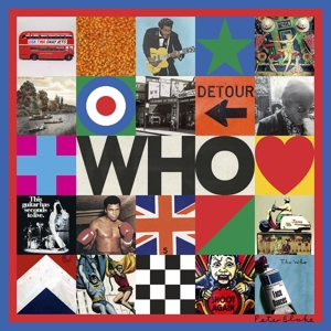WHO - WHO -INDIE ONLY CD-