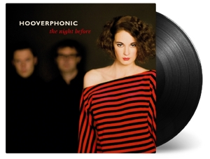 HOOVERPHONIC - NIGHT BEFORE -COLOURED-