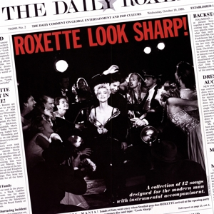 ROXETTE - LOOK SHARP! -ANNIVERS-