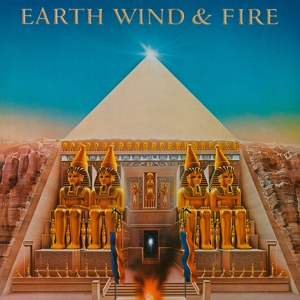 EARTH, WIND & FIRE - ALL 'N ALL -COLOURED-