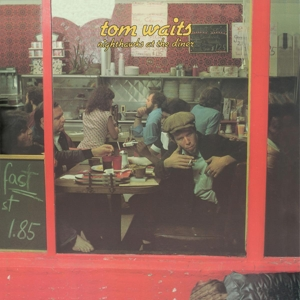 WAITS, TOM - NIGHTHAWKS AT THE DINER -RED VINYL-