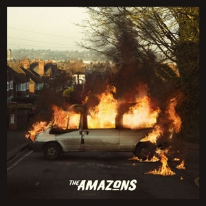 AMAZONS, THE - THE AMAZONS  DEL.ED.)
