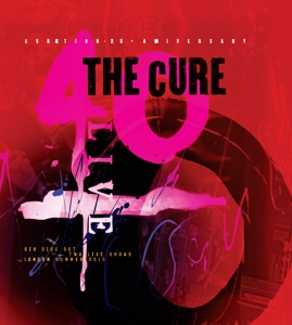 CURE - CURAETION-25 - ANNIVERSARY