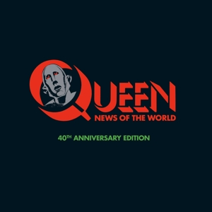 "QUEEN - NEWS OF THE WORLD (3CD+DVD+12"")"