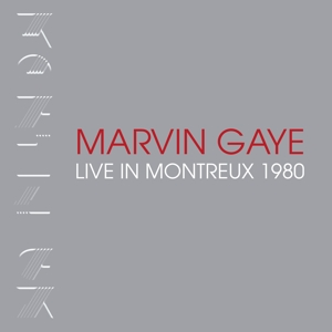 GAYE, MARVIN - LIVE AT MONTREUX 1980