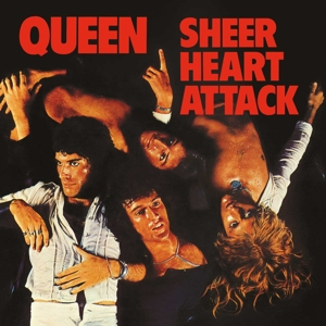 QUEEN - SHEER HEART ATTACK (LTD.ED.)