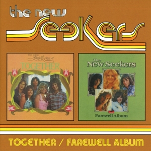 NEW SEEKERS - TOGETHER/ FAREWELL ALBUM -EXPANDED-