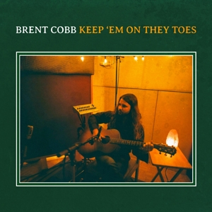 COBB, BRENT - KEEP 'EM ON THEY TOES
