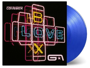GROOVE ARMADA - LOVEBOX -COLOURED-