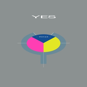 YES - 90125 -COLOURED-