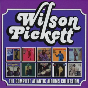 PICKETT, WILSON - COMPLETE ATLANTIC ALBUMS