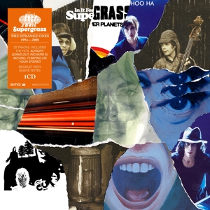 SUPERGRASS - STRANGE ONES: 1994-20081994-2008