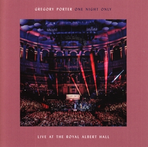 PORTER, GREGORY - ONE NIGHT ONLY (LIVE A/T ROYAL ALBE