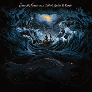 SIMPSON, STURGILL - A SAILOR'S GUIDE TO EARTH