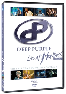 DEEP PURPLE - THEY ALL CAME DOWN TO MONTREUX  LIV