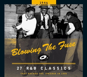 VARIOUS - BLOWING THE FUSE -1946-