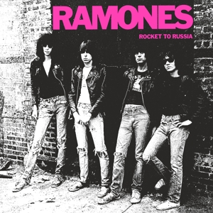 RAMONES - ROCKET TO RUSSIA -REMAST-