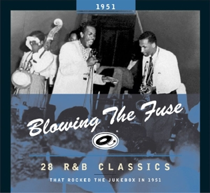 VARIOUS - BLOWING THE FUSE -1951-