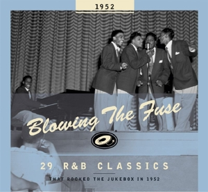 VARIOUS - BLOWING THE FUSE -1952-