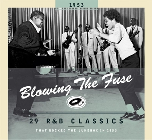 VARIOUS - BLOWING THE FUSE -1953-