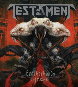 TESTAMENT - BROTHERHOOD OF THE SNAKE -DIGI-
