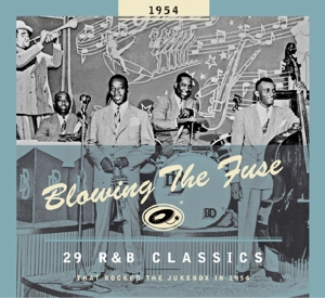 VARIOUS - BLOWING THE FUSE -1954-