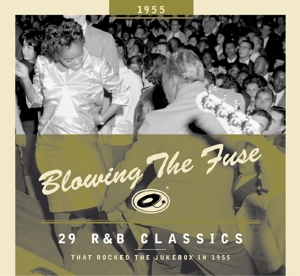VARIOUS - BLOWING THE FUSE -1955-