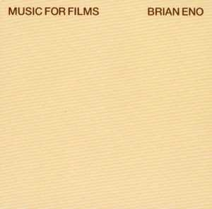 ENO, BRIAN - MUSIC FOR FILMS