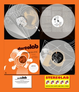 STEREOLAB - MARGERINE -COLOURED-ECLIPSE
