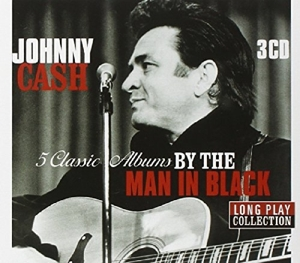 CASH, JOHNNY - LONG PLAY COLLECTION