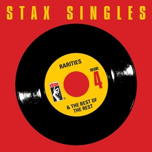 VARIOUS - STAX SINGLES VOL.4  RARITIES & THE