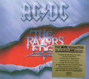 AC/DC - RAZOR'S EDGE =REMASTERED=