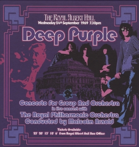 DEEP PURPLE - CONCERTO FOR.. -REMAST-