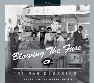 VARIOUS - BLOWING THE FUSE -1957-