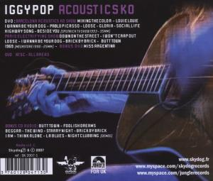 POP, IGGY - ACOUSTIC KO