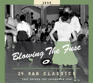VARIOUS - BLOWING THE FUSE -1959-