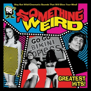 VARIOUS - SOMETHING GREATEST HITS / BF 2018 -BLACK FR-