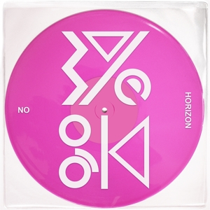 WYE OAK - NO HORIZON (OPAQUE HOT PINK)