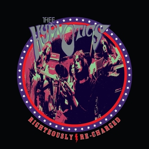 THEE HYPNOTICS - RIGHTEOUSLY RECHARGED, RSD 2018, 4 X LP BOXSET -RSD-