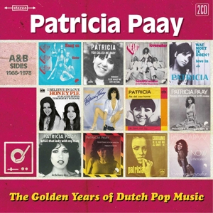 PAAY, PATRICIA - GOLDEN YEARS OF DUTCH POP MUSIC
