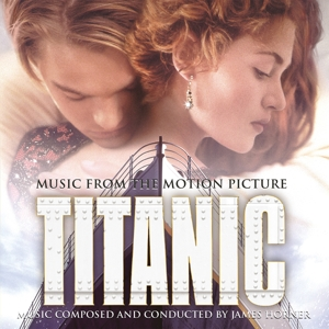 O.S.T. - TITANIC -COLOURED-