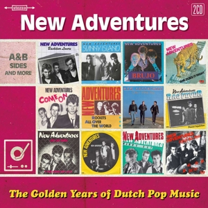 NEW ADVENTURES - GOLDEN YEARS OF DUTCH POP MUSIC