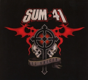SUM 41 - THIRTEEN VOICES + 3 BONUSTRACKS
