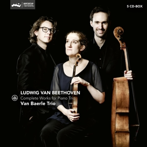 VAN BAERLE TRIO - BEETHOVEN: COMPLETE WORKS FOR PIANO TRIO -BOX SET-