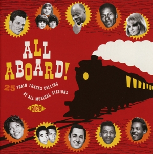 VARIOUS - ALL ABOARD!