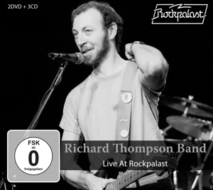 THOMPSON, RICHARD - LIVE AT ROCKPALAST -CD+DVD-